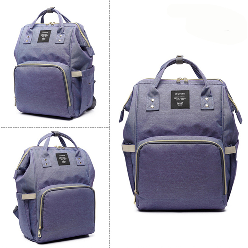 HTB1OpAvXOYrK1Rjy0Fdq6ACvVXaY 23 Colors Fashion Mummy Maternity Nappy Bag Large Capacity Baby Diaper Bag Travel Backpack Designer Nursing Bag for Baby Care