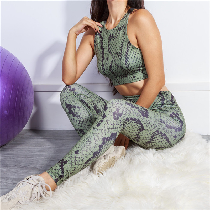 GXQIL Cool Fitness center Girl Sportswear 2 Piece Dry Match Exercise Garments Girls Tracksuit Sports activities Swimsuit Health Clothes Feminine Distinctive Snake Aliexpress, Aliexpress.com, On-line buying, Automotive, Telephones &...