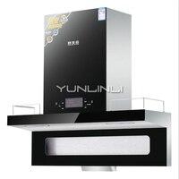 Умный Диапазон капот движения зондирования управление кухонный вентилятор бытовой масла дым Дымосос CXW 218