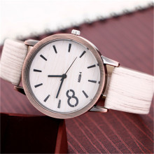 Vintage Wood Graining Wooden Watch (8 Types)