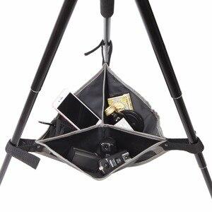 Image 5 - 三脚アクセサリー写真撮影ヘビー重量バランス三脚スタンド光砂石バッグケース