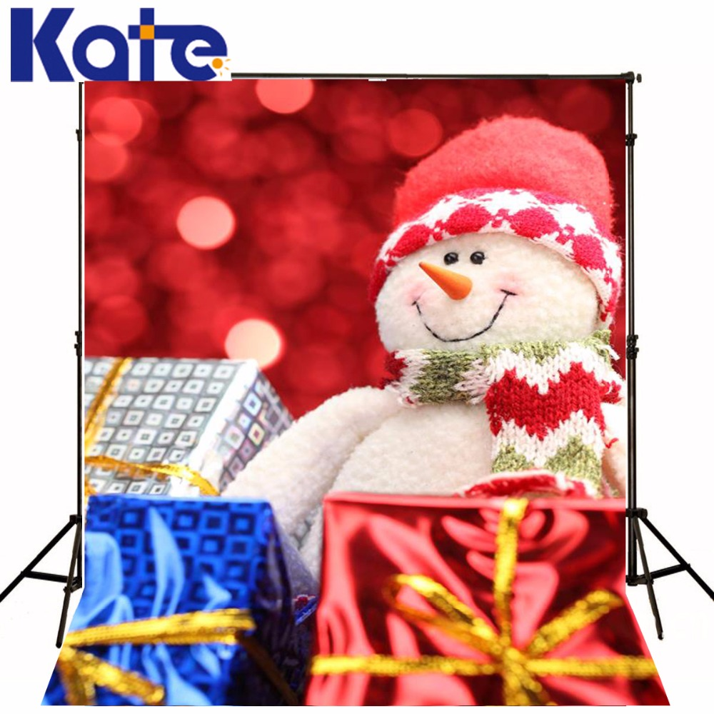 Christmas Fireplace Backdrop The Snowman New Year Gift  5X7Ft(1.5X2.2M) Fondos Fotografia Zj the snowman