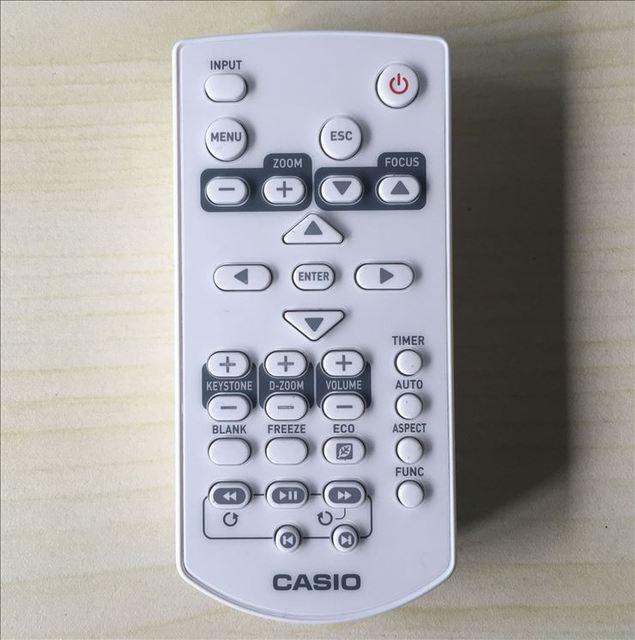 Оригинальный проектор дистанционного модели YT-130 для casio модель XJ-A142 / A252 / A257