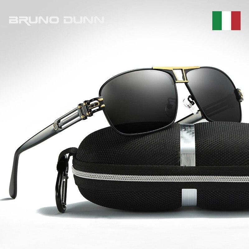 e9bc04c642e 2019 óculos de Sol Dos Homens Polarizados aviação Condução Oculos de Sol  Masculino aviador Sunglases luneta. US  12.08. Bruno dunn ...