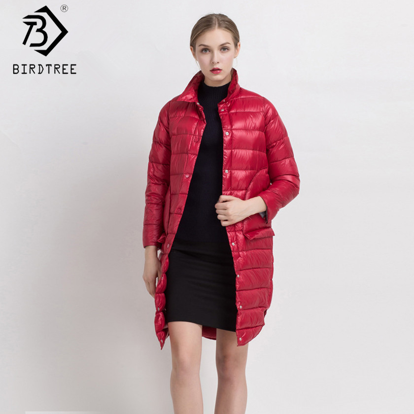 Warm Slim Coat Parka Ultra Light Down Outwear 2017 Winter Women 90% Duck Down Jackets Female Solid Portable New Arrival C79105A womensdate 2017 new arrival winter women 90% white duck down jacket slim short coat plus size duck down purple jackets parka