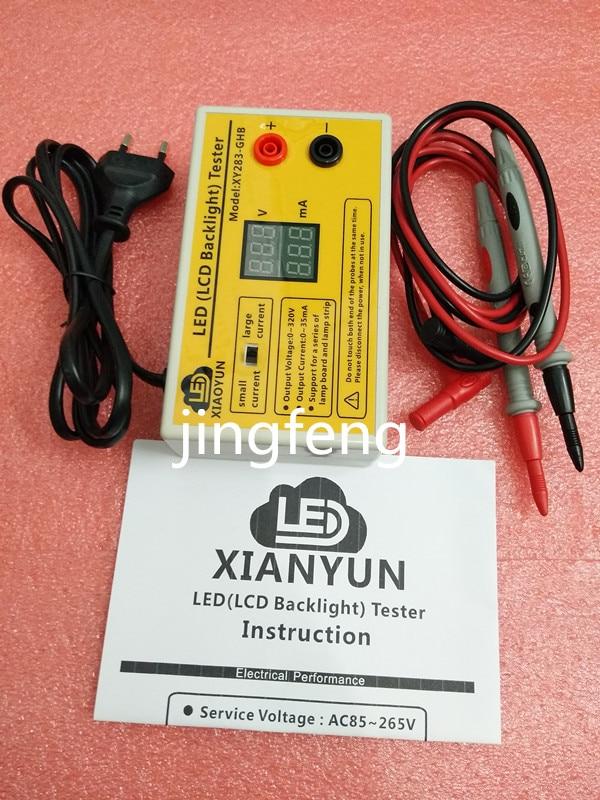 new LED test 0-250V Smart-Fit Voltage LED Backlight Tester Tool for All Size LED LCD TV Laptop LED backlight test