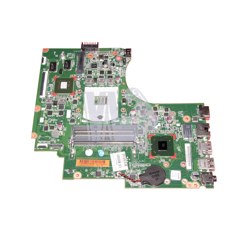748839-501 748839-001 Notebook PC Main Board For HP 15-D 15-d059sr 250 G2 laptop Motherboard GT 820M 1G S989 645386 001 laptop motherboard for hp dv7 6000 notebook pc system board main board ddr3 socket fs1 with gpu