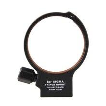 """עדשת המצלמה מתאם הטבעת מתאימה טבעת חצובה חצובה הר טבעת צווארון עבור F2.8 II EX DG SIGMA EF 70 200 מ""""מ APO"""