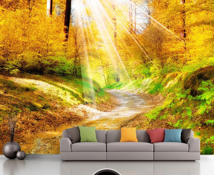 tessuto paesaggio-acquista a poco prezzo tessuto paesaggio lotti ... - Carta Da Parati Paesaggi Naturali
