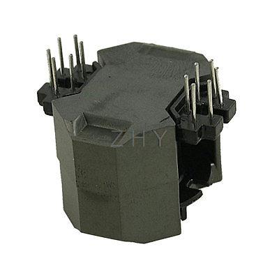 RM10 Ferrite Core + 12 Pin Robbin Coil Former Set for Inductor
