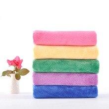 wholesale&retail 3PCS/lot microfibre fabric handtowel/hair towel ultra absorbent cleaning cloths 35*75cm(14*30) 110007