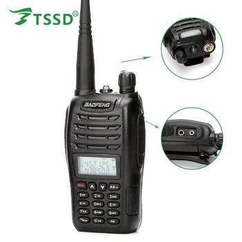 100% Original UV-B6 Dual Band VHF UHF 5W 99 Channels Two-way Radio Baofeng Portable UV B6 100% original uv b6 dual band vhf uhf 5w 99 channels two way radio baofeng portable uv b6