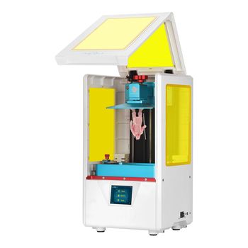 Brazil Free Ship ANYCUBIC Photon-S LCD 3D Printer Quick Slice 405nm Matrix UV Light Dual Z axis SLA  3d Printer PhotonS Upgraded 2