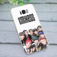 Cover for Samsung Galaxy A70 NCT U 127 kpop Phone Case J3 J5 J6 J7 A5 2017 A6 A7 2018 A8 A9 A10 A20 A30 A40 A50