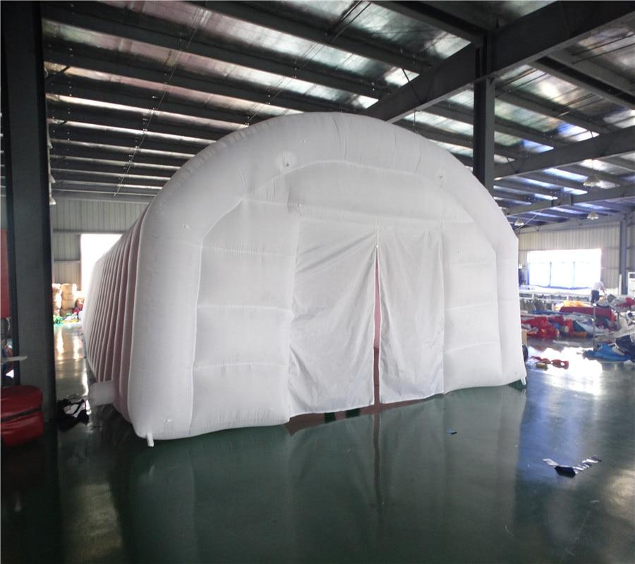 Dostosowane fabrycznie Gorąca promocja sprzedaży wysokiej jakości nadmuchiwany namiot kempingowy