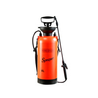 3/5/8L Pressure Sprayer Compressed Air Spray Garden Sprayer Pump Hand Pressure Watering Spray Garden Irrigation Car Clean