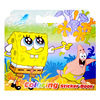 SpongeBob SquarePants Coloring Sticker Book For Children Adult Relieve Stress Kill Time Graffiti Painting Drawing Art Book