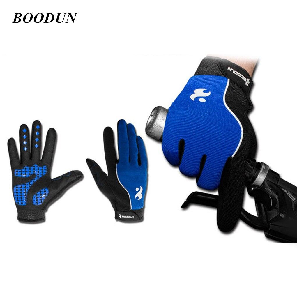 BOODUN Women Half Finger Yoga Cycling Riding Anti-skid Mittens Bicycle Gloves
