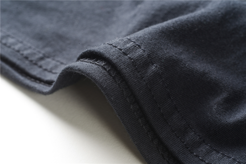 HanHent Develop The Moon T-shirts Men's Creative Design Summer Tee shirts Casual Streetwear Cotton Tops Funny T shirts Men Black 21
