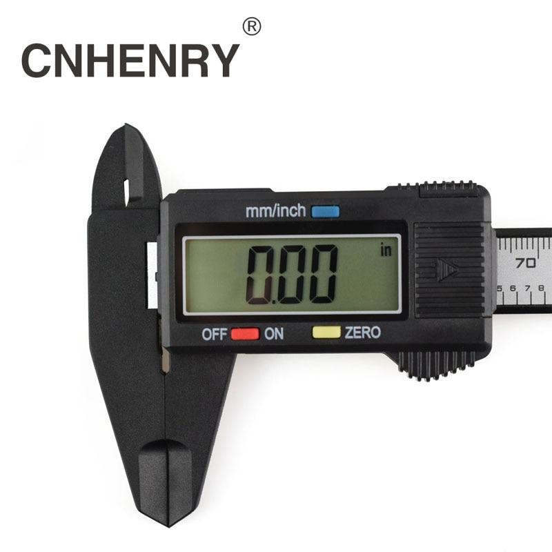 0-150 mm-es 6 hüvelykes LCD elektronikus mérőkészülék - Mérőműszerek - Fénykép 3