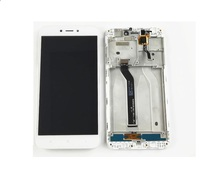 цена на 100% Tested AAA Quality LCD+Frame For XIAOMI Redmi 5A LCD Display Screen For XIAOMI Redmi 5A Global Version LCD free shipping