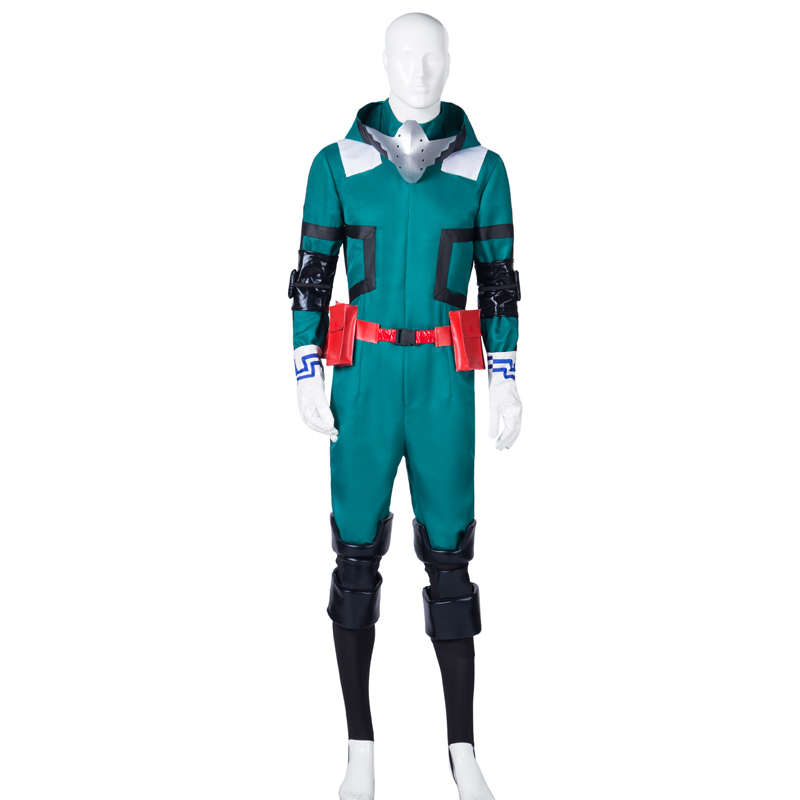 2019 Anime Boku No Hero Academia My Hero Academia Cosplay Costume Izuku Midoriya Cosplay Costumes Battle Costumes