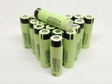 8pcs/lot New Original Battery For Panasonic NCR18650B 3.7V 3400mah 18650 Rechargeable Lithium Batteries Laptop Flashlights