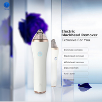 Face Cleaning Blackhead Acne Removal Suction Vacuum pore suction cleaner Electric Skin Facial Cupping Cleanser Vacuum Pore Clean