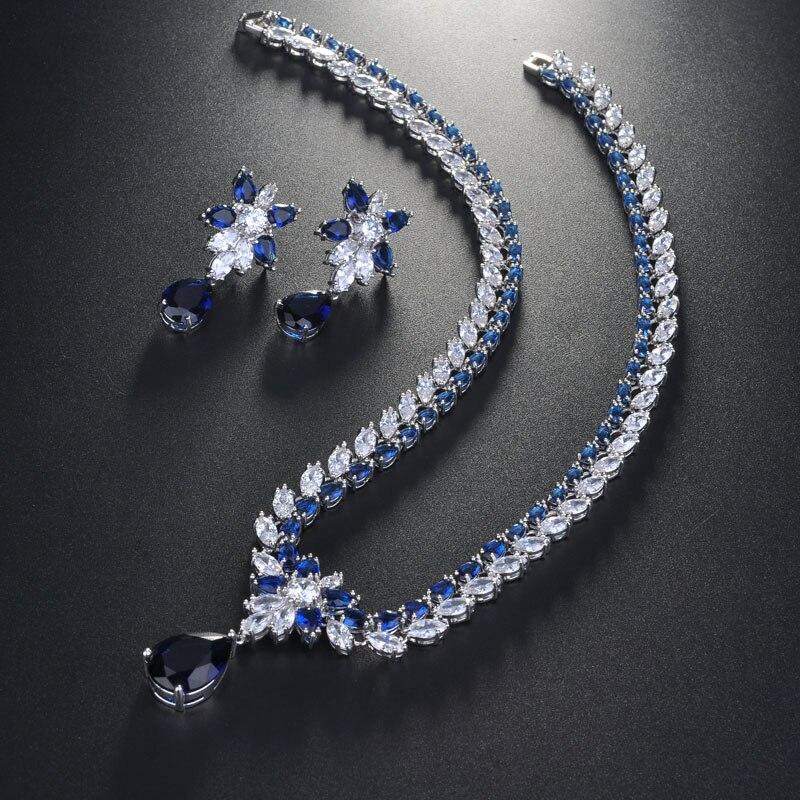 cúbico, conjuntos de joias para mulheres, acessórios