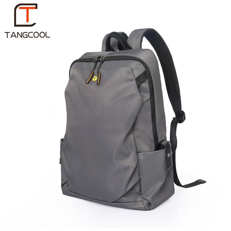 Tangcool Brand Unisex Backpack Men Book Bag Casual Waterproof Travel Bags Large Capacity for 15' inch laptop Softbacks