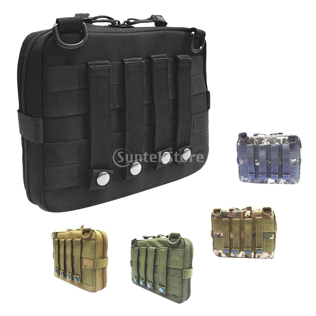 Outdoor Sports Tactical Molle Utility Pouch Gadget Tool Flashlight Pens Accessories Hanging Belt Bag Holder Organizer цена 2017