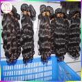 Grade 8A Wavy Curly Hair Weave RAW(No Acid Boiling) Cambodian Virgin Human Hair 3 bundles for Friday Night Girl DHL shipping