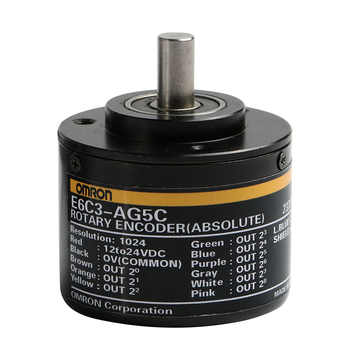 E6C3-AG5B E6C3-AG5C 256P 360P 1024P 720P Encoder Absolute Angle Encoder - DISCOUNT ITEM  0% OFF All Category
