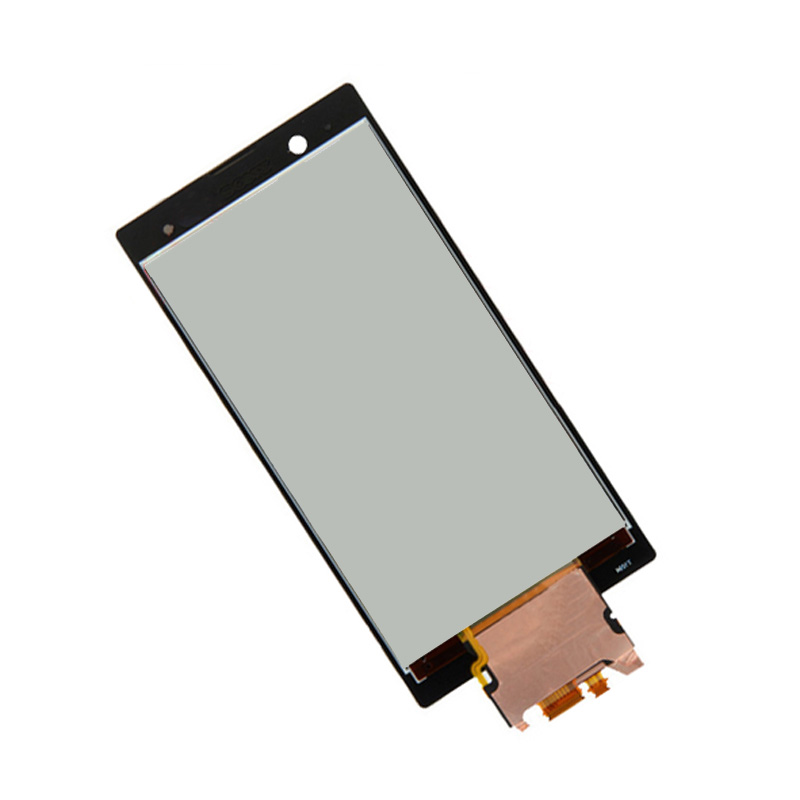 Black For Sony Xperia ion LTE LT28 LT28i LT28H Touch Screen Digitizer Sensor Glass + LCD Display Panel Monitor Assembly