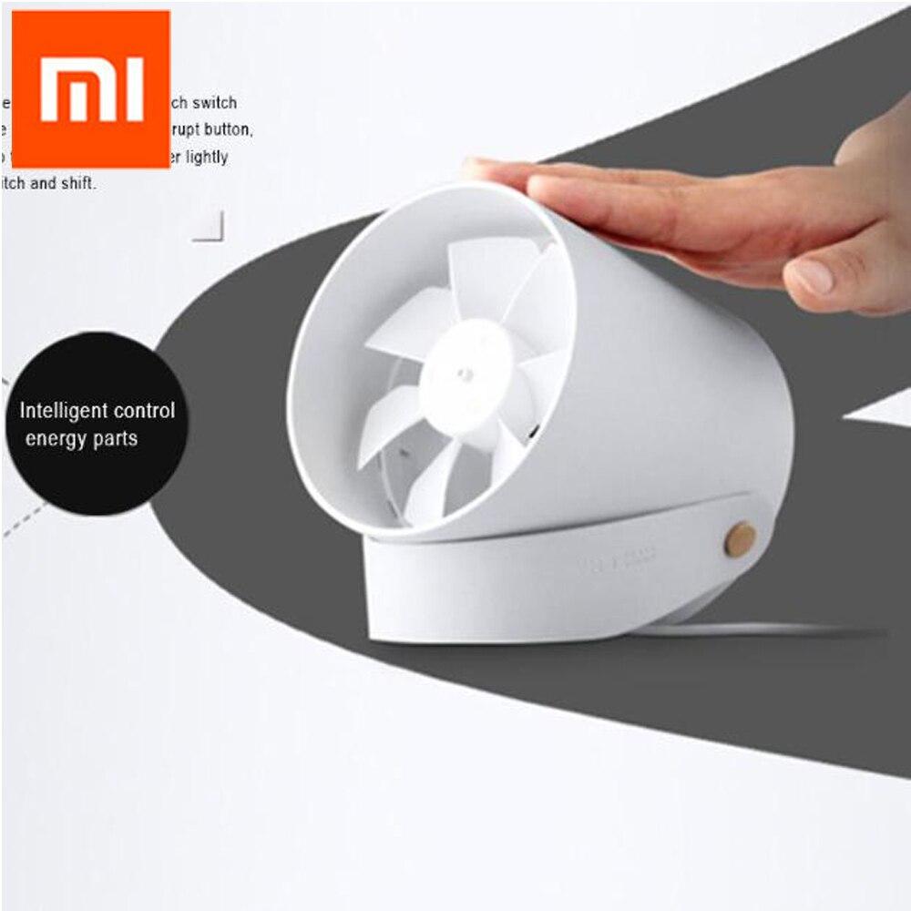 """8/"""" Portable USB Mini Ventilateur de bureau 2 en 1 de refroidissement silencieux rechargeable air Humidificateur"""