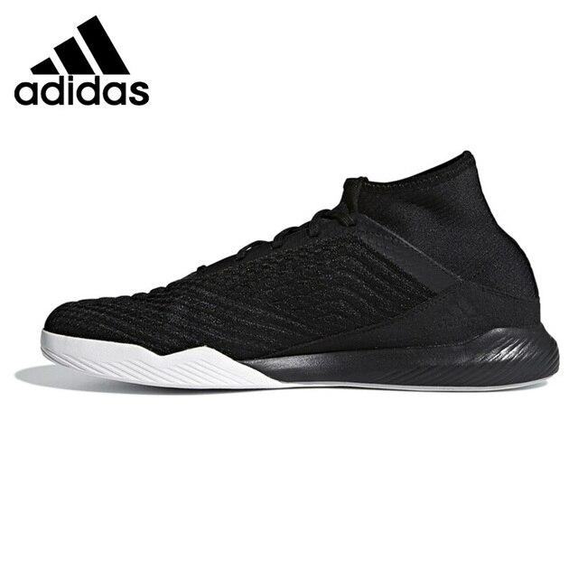 f3e6e8216e Original Nova Chegada 2018 Chuteiras dos homens Tênis Adidas PREDADOR TANGO  18.3 TR