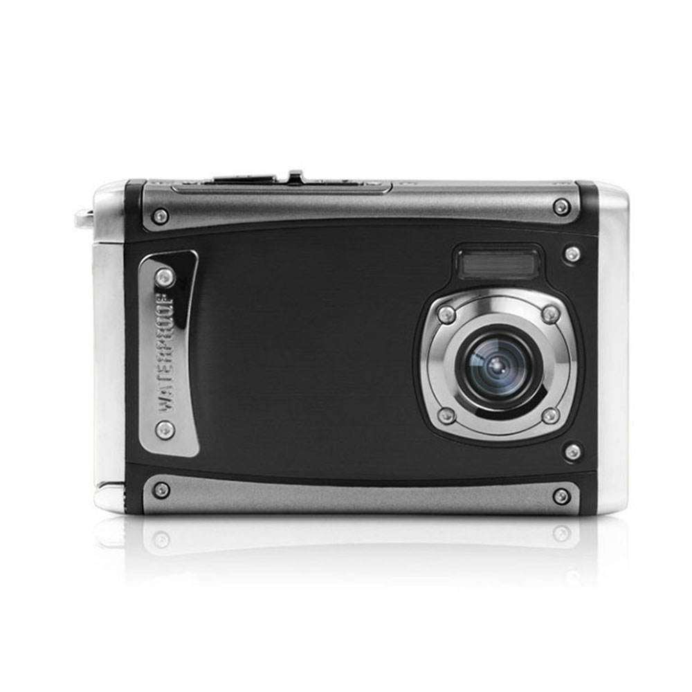 Cewaal 2.4 LCD 16MP Pilxel Camcorder Sports DV Hiking Waterproof Camera Precise Photo HD Camera Outdoor