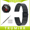22mm Stainless Steel Watchband Tool For Amazfit Huami Xiaomi Smart Watch Band Wrist Strap Replacement Bracelet