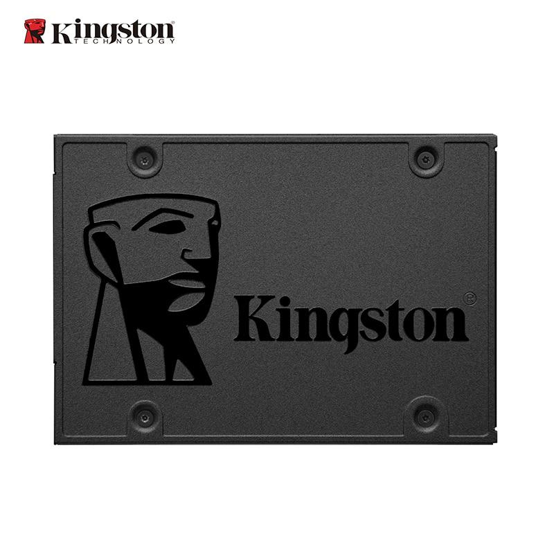 Kingston SSDNow A400 120 gb 240 gb 480 gb SSD Lecteur à État Solide 2.5 pouce SATA III 120 240g notebook PC DISQUE DUR Interne Disque Dur