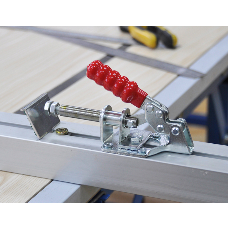 Quick Release Clamp For Fixing Workpiece Work Table Metal Clamp Engraving Machine Woodwork Quick Press Clamp