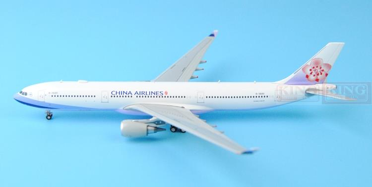 Spike: Wings XX4909 JC Taiwan China Aviation B-18351 1:400 A330-300 commercial jetliners plane model hobby special offer wings xx4232 jc korean air hl7630 1 400 b747 8i commercial jetliners plane model hobby