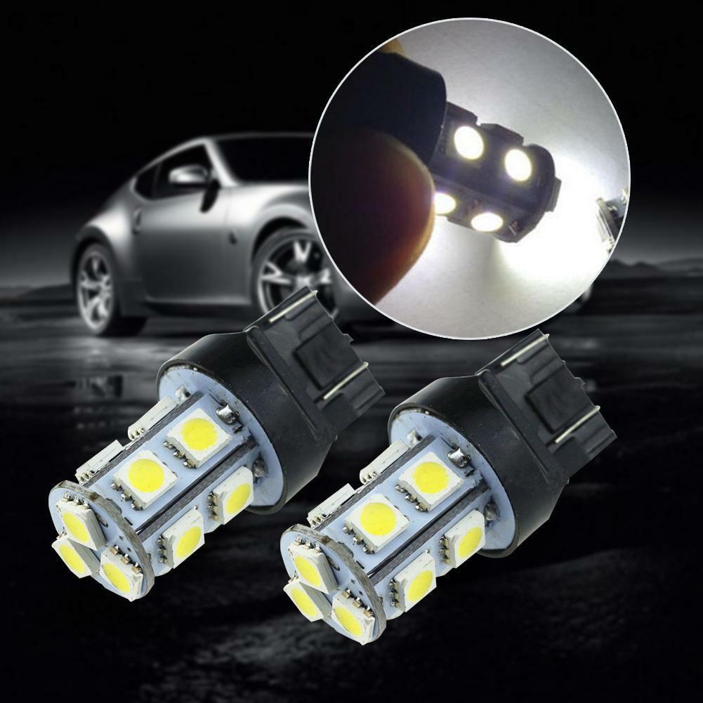 7443 SMD 5050 LED Pure White Car