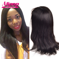Peruvian Virgin straight Full Lace Human Hair Wigs For Black Women,Lace Front Human Hair Wigs With Baby Hair Front lace Wigs
