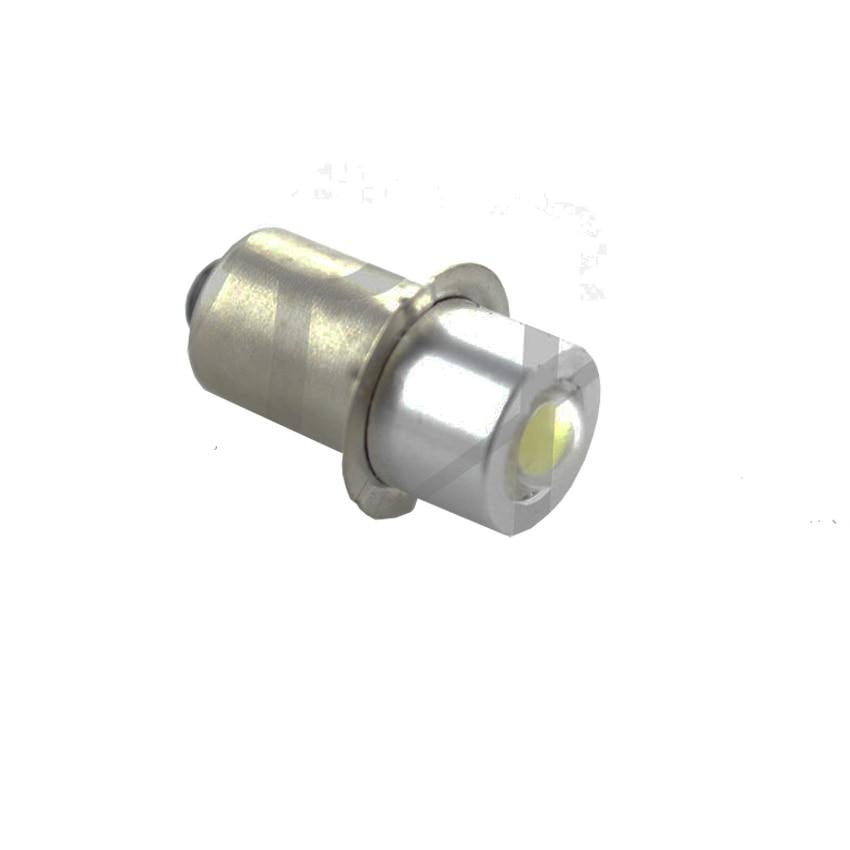1×2016 Torchlight лампа автомобилей 3 В 4.5 В 5 В 6 В 12 В 18 В 1 вт P13.5S супер яркие светодиодные лампы 3000 К 6000 К белый