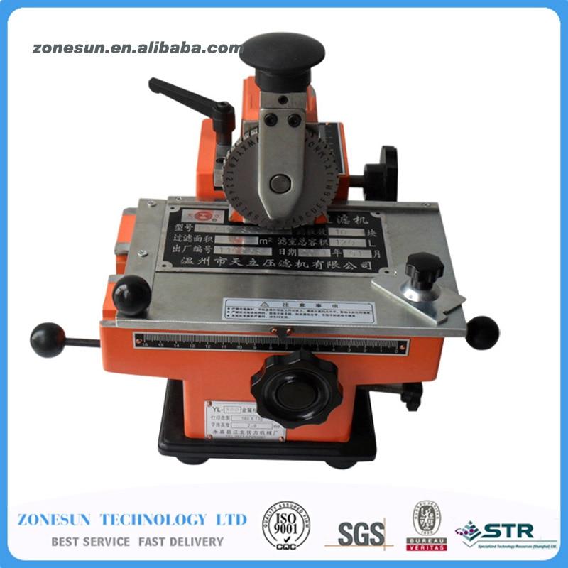 Metal Stamping Machine Tool Belarus: Online Buy Wholesale Metal Embossing Machine From China