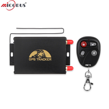 Car GPS Tracker GSM Spy Cut off the Oil Power Remote Controller Data Load Car Locator GPS LBS GPS105B ACC Alarms Voice Monitor