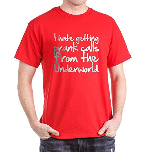 Шутки вызовы от преисподней футболка из 100% хлопка