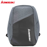 Kawasaki Badminton Racket Bag Two pack Multifunction Backpack for Outdoor Sports Travel Gym Bags Basic Series KBB 8205 KBB 8208
