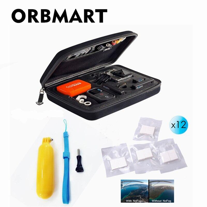 ORBMART Gopro Zubehörset Aufbewahrungskoffer Collection Bags + - Kamera und Foto - Foto 1