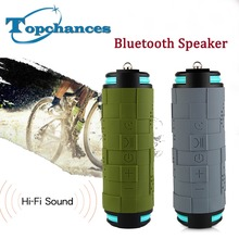 High Quality 2017 Newest BTM610 Portable Outdoor Waterproof Shockproof Bluetooth Wireless Sport Speaker